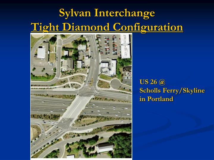 Sylvan Interchange