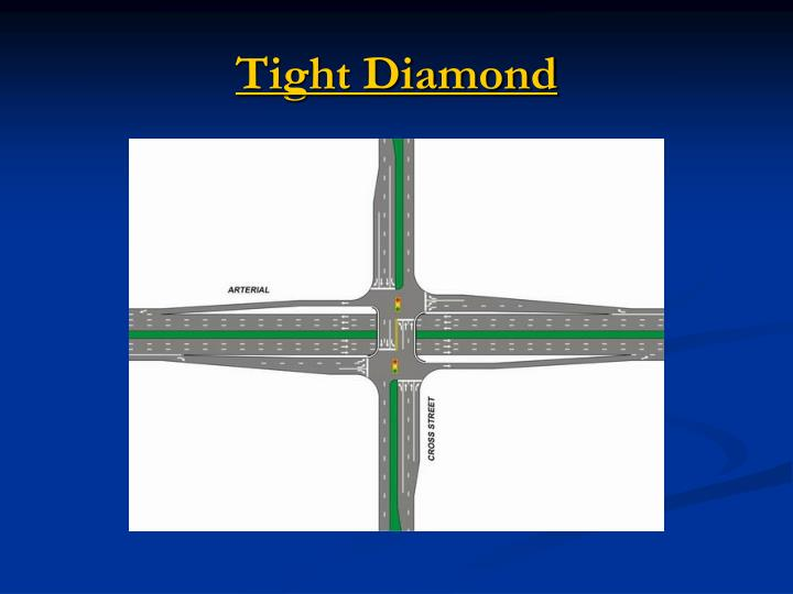 Tight Diamond
