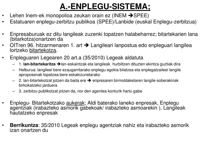 A.-ENPLEGU-SISTEMA;