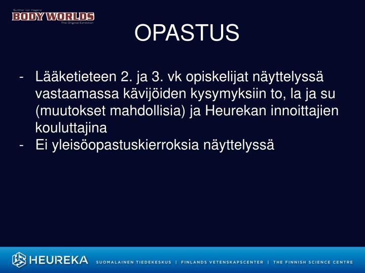 OPASTUS
