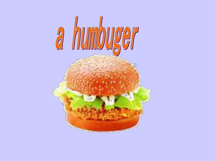 a humbuger