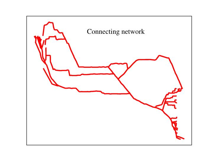 Connecting network