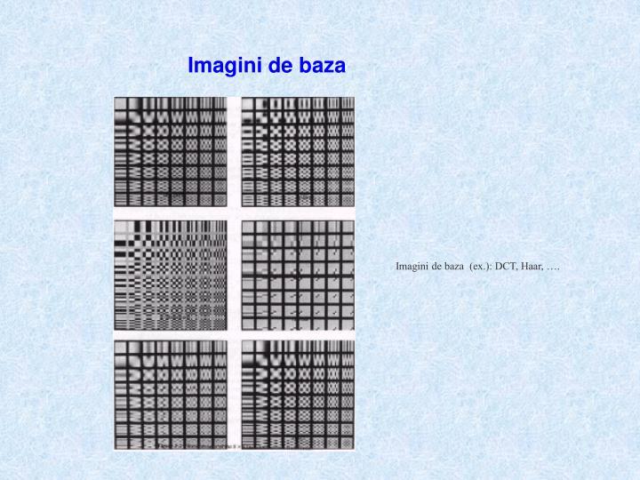 Imagini de baza