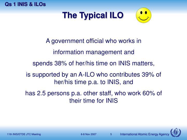 Qs 1 INIS & ILOs
