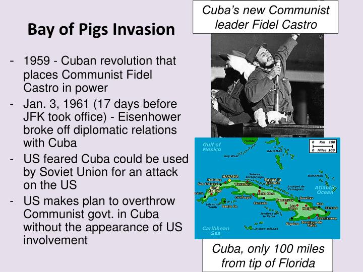 Cuba's new Communist leader Fidel Castro