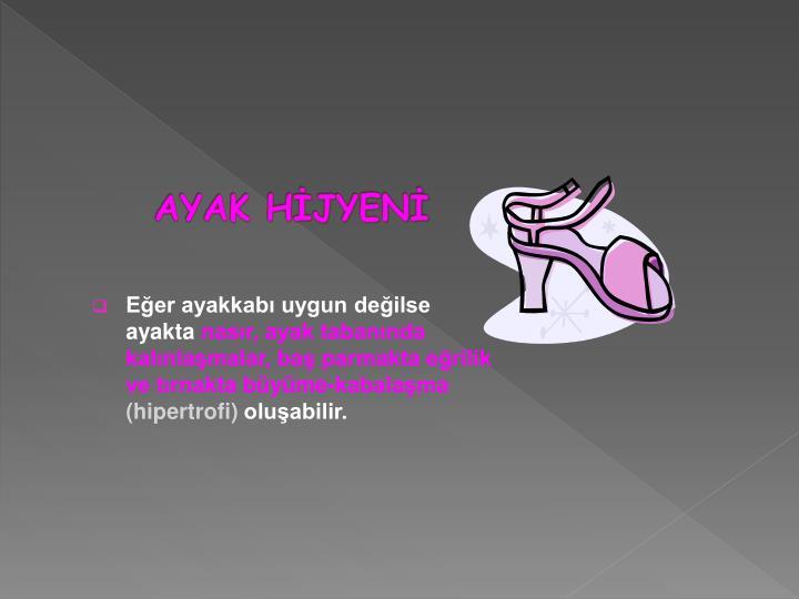 AYAK HJYEN