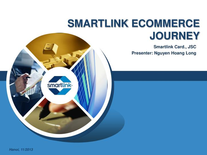 Smartlink ecommerce journey