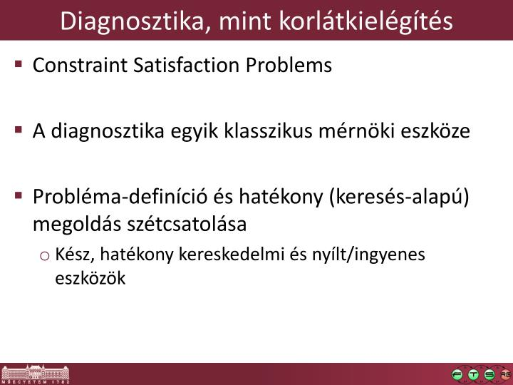 Diagnosztika, mint