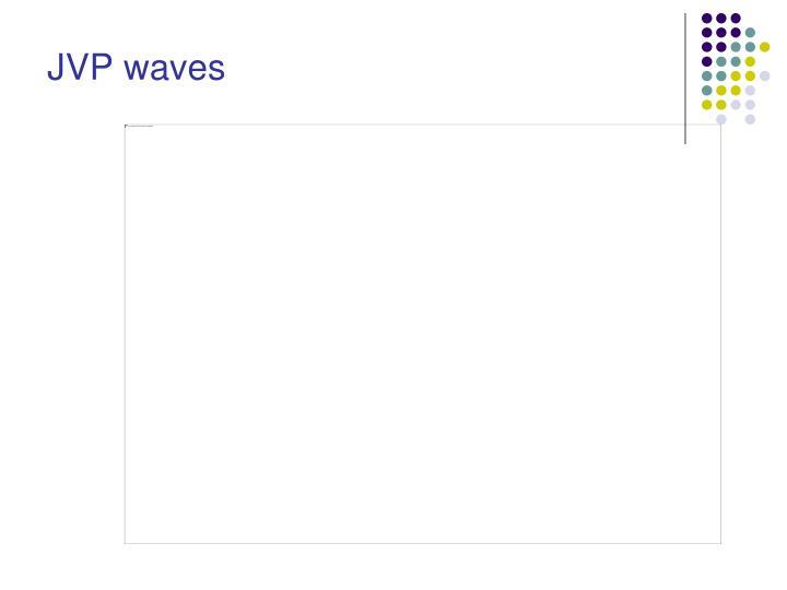 JVP waves