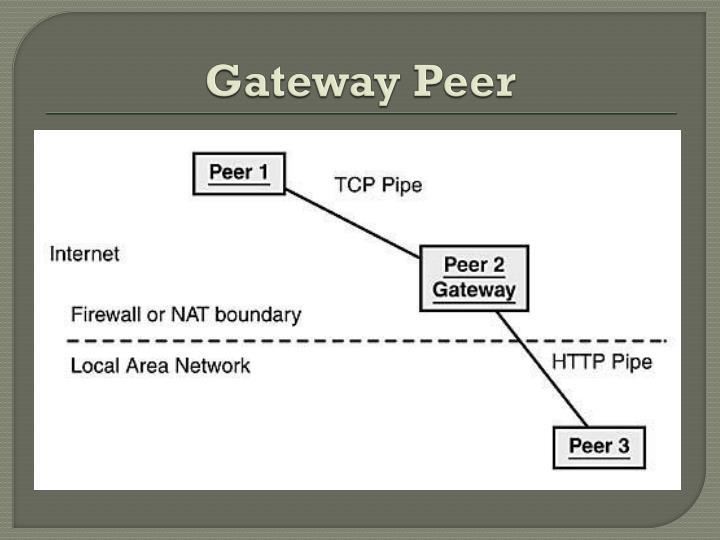 Gateway Peer