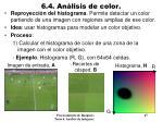 6 4 an lisis de color1