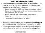 6 4 an lisis de color7