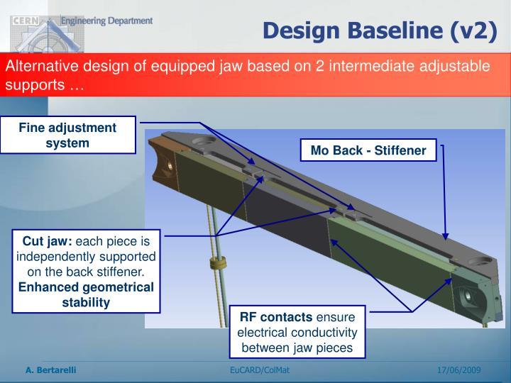 Design Baseline (v2)