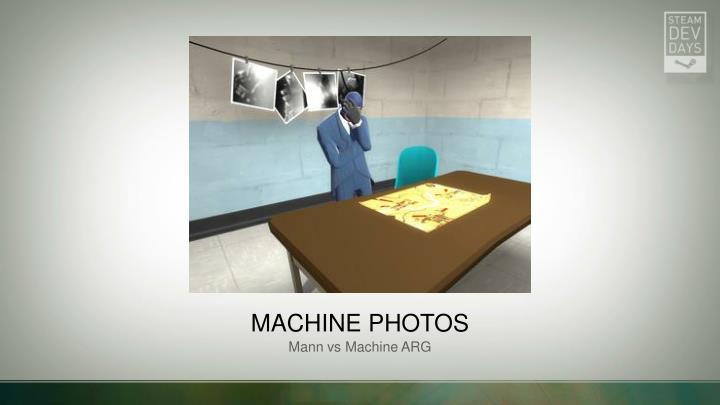 Machine Photos