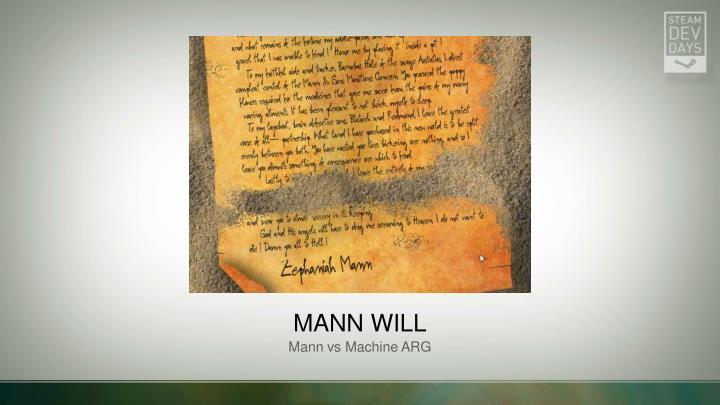Mann Will