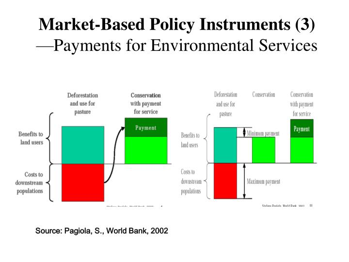 Market-Based Policy Instruments (3)