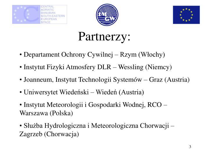 Partnerzy: