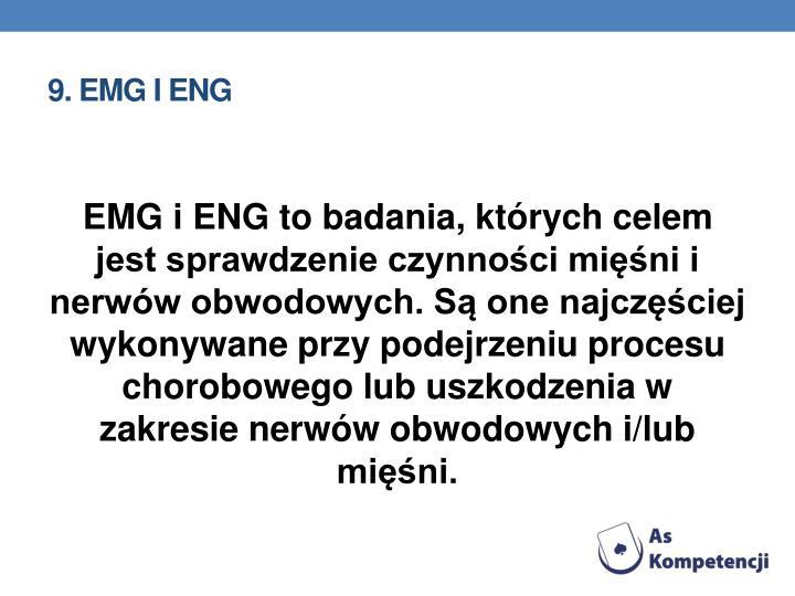 9. EMG i ENG