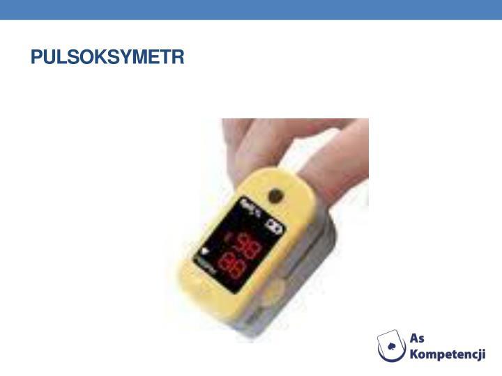 Pulsoksymetr
