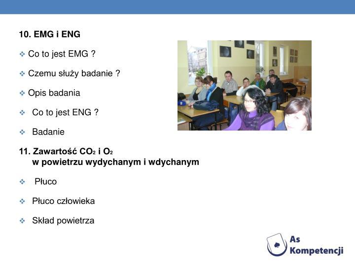 10. EMG i ENG