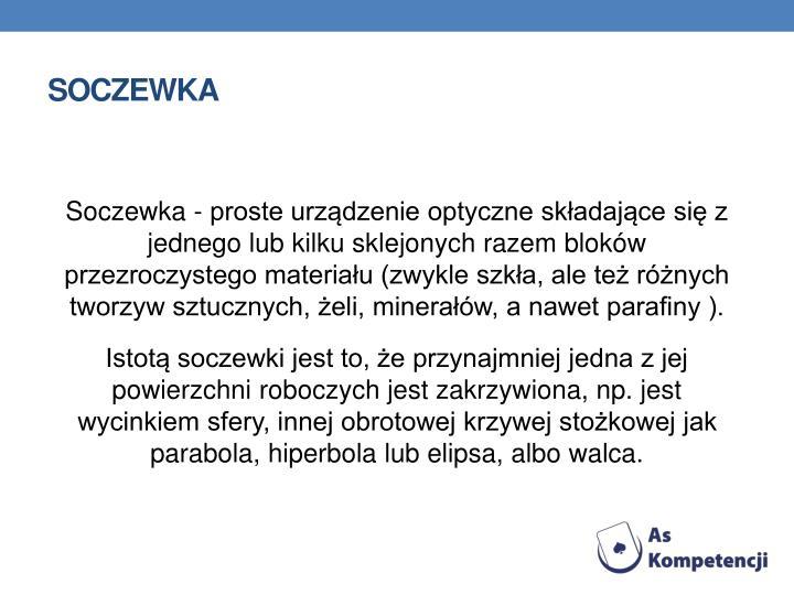 Soczewka