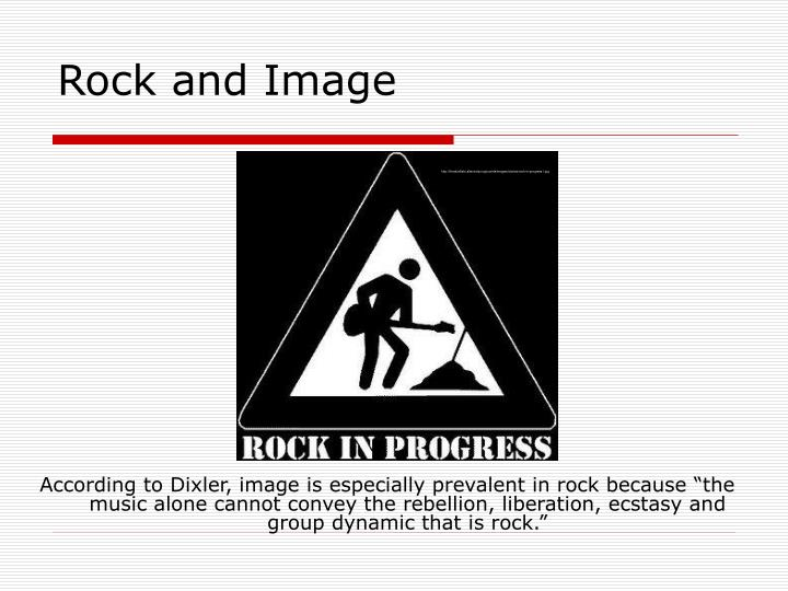 Rock and Image