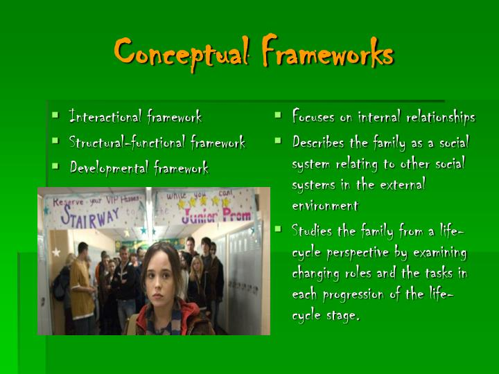 Interactional framework