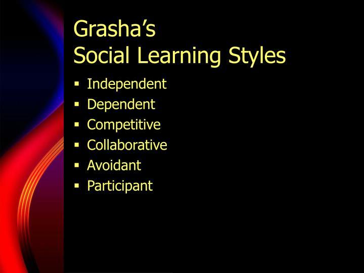 Grasha's