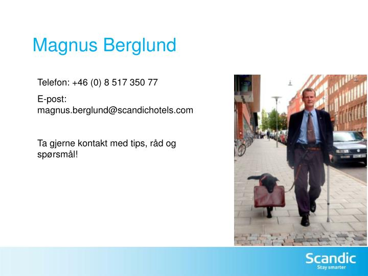 Magnus Berglund