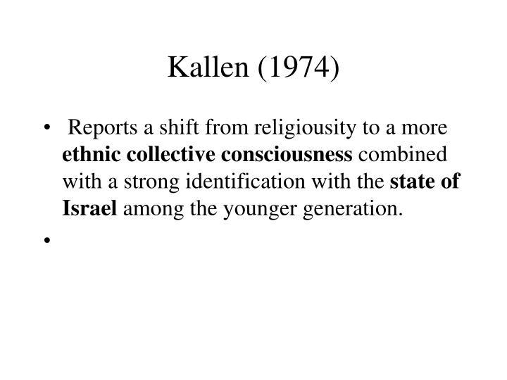 Kallen (1974)