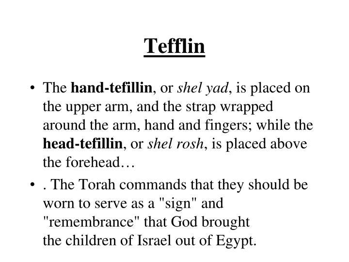Tefflin