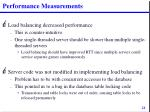 performance measurements1