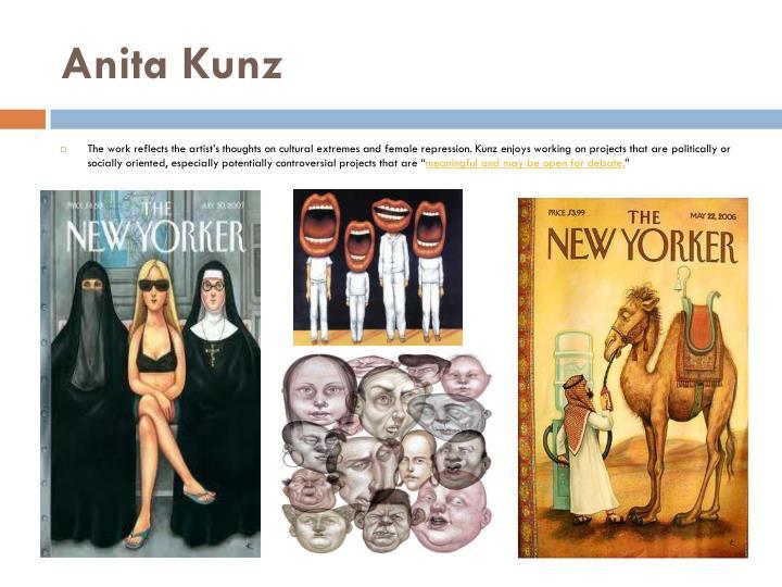 Anita Kunz