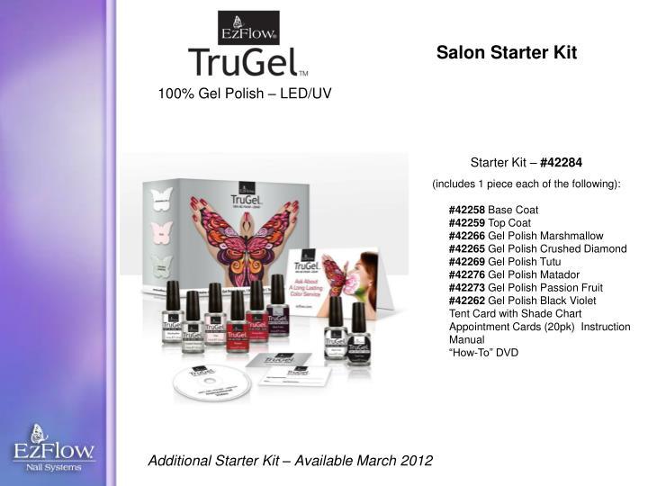 Salon Starter Kit