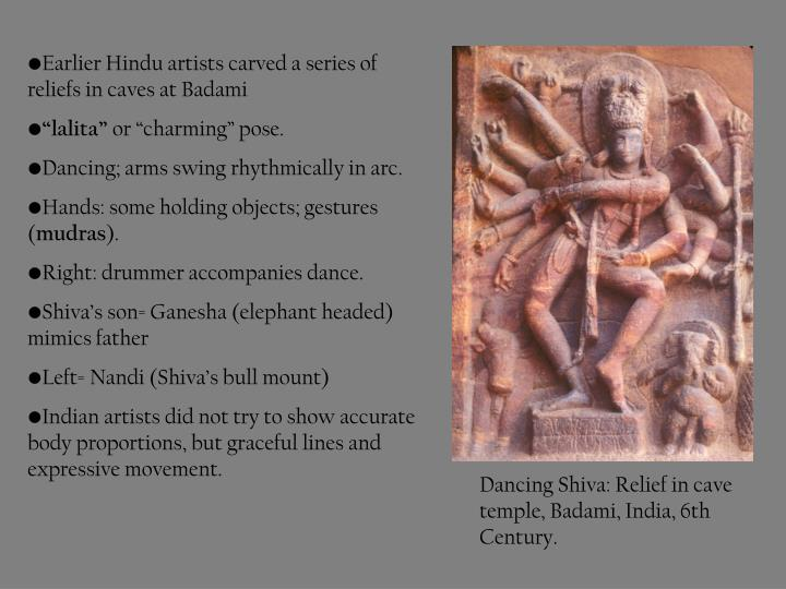 Dancing Shiva: