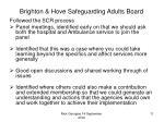 brighton hove safeguarding adults board10