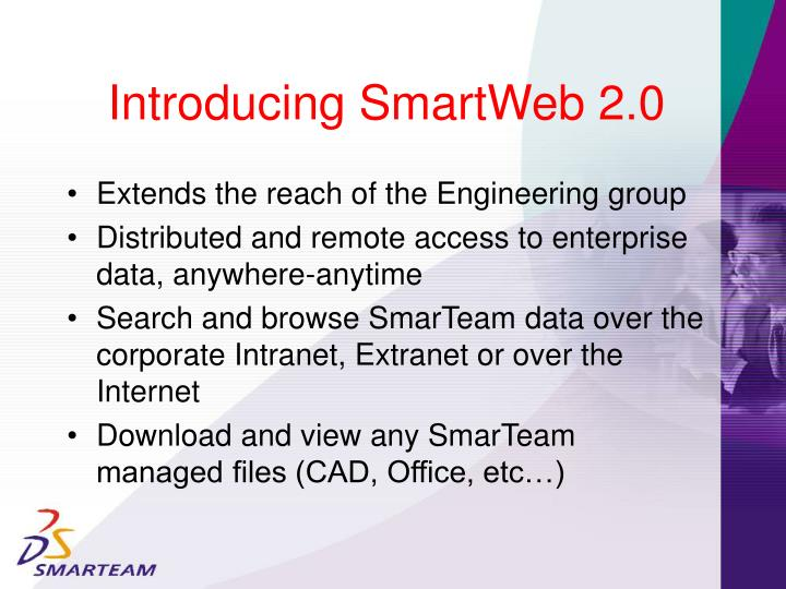 Introducing smartweb 2 0