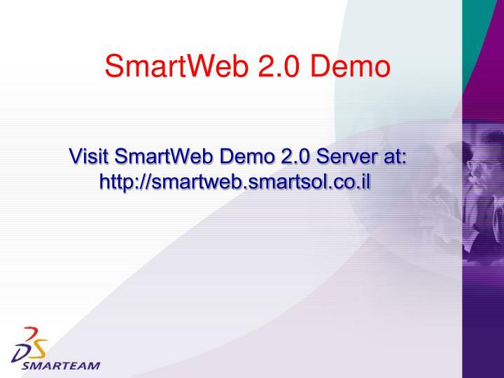 SmartWeb 2.0 Demo