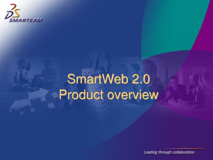 Smartweb 2 0 product overview