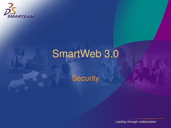 SmartWeb 3.0