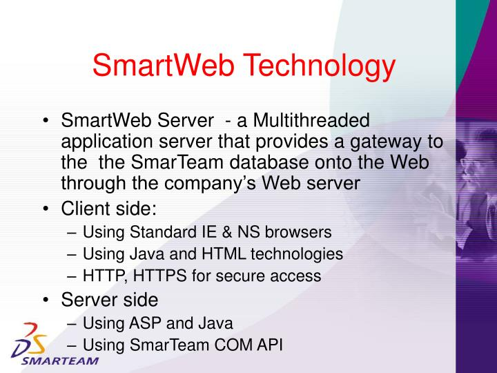 SmartWeb Technology