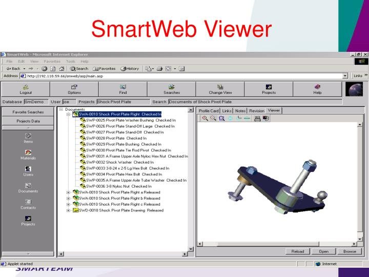 SmartWeb Viewer