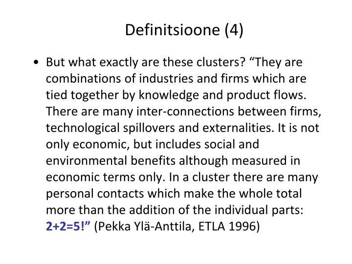 Definitsioone (4)