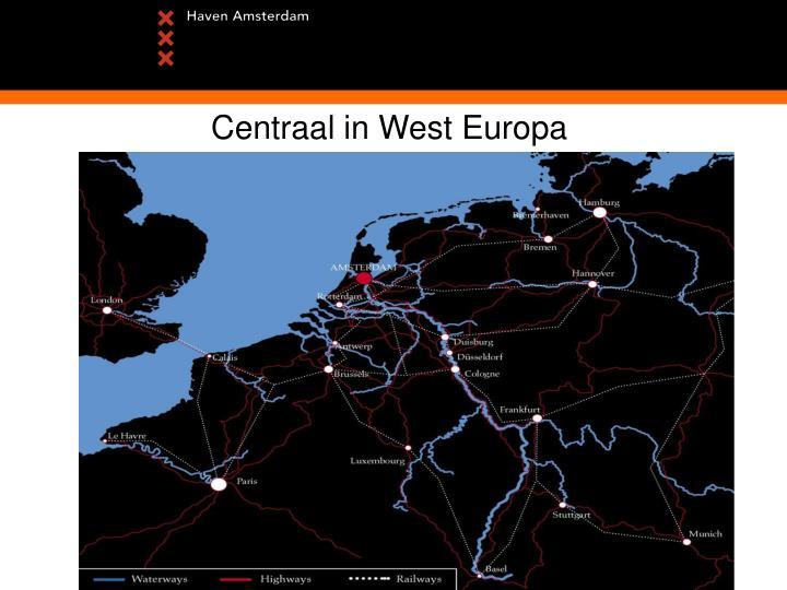 Centraal in West Europa