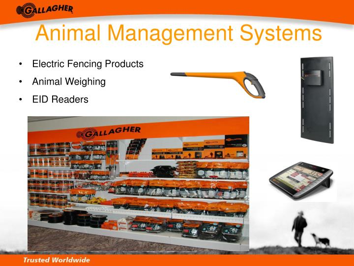 Animal Management Systems