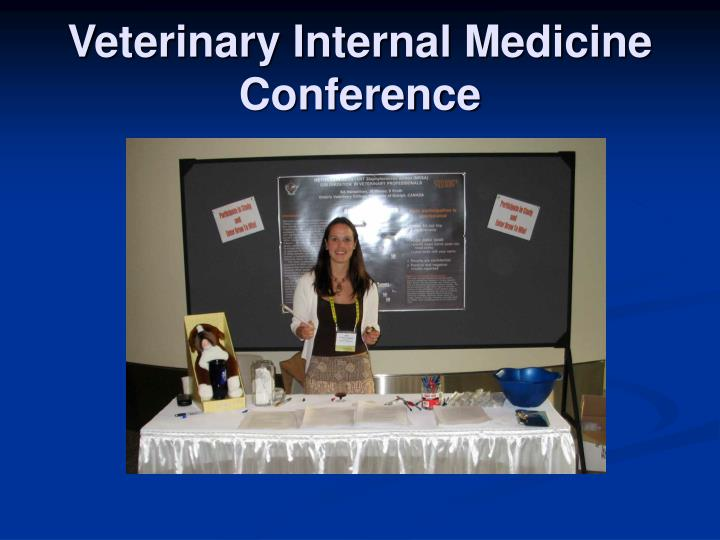 Veterinary Internal Medicine Conference