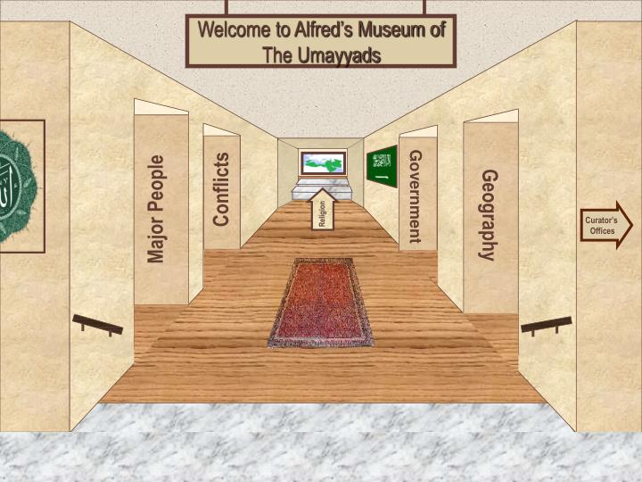 Welcome to Alfred's Museum of