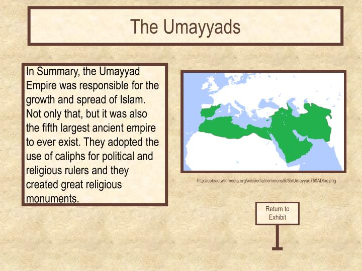 The Umayyads