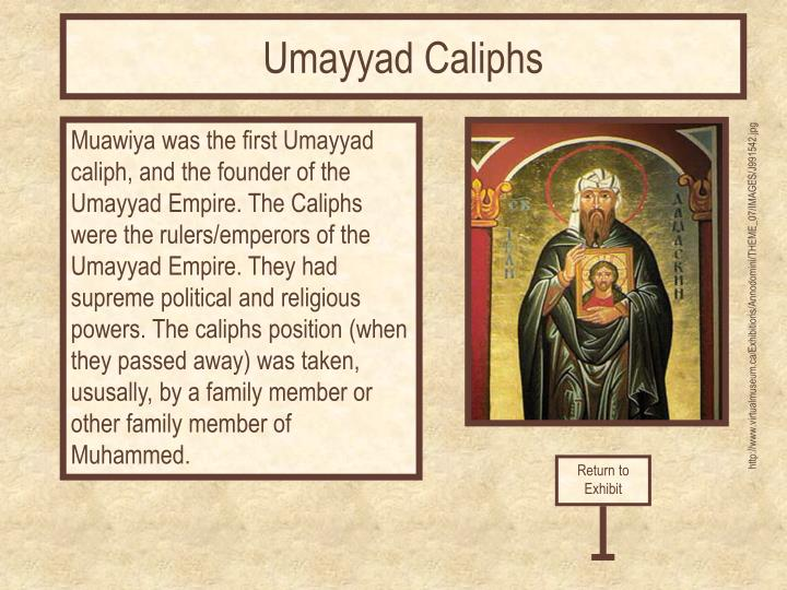 Umayyad Caliphs