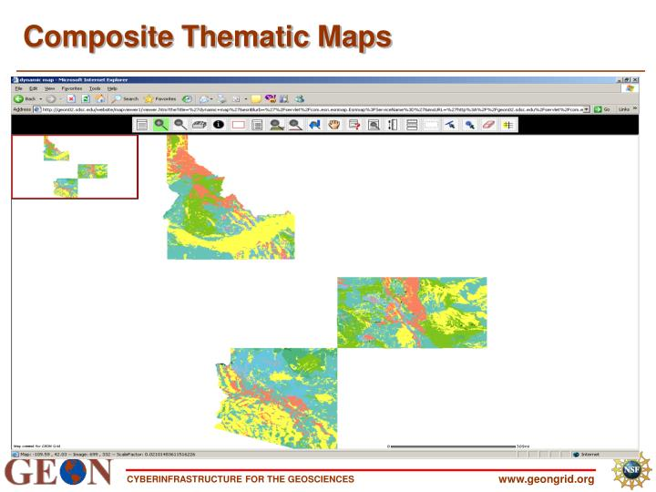 Composite Thematic Maps